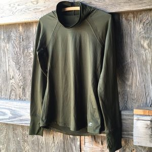 Energy Zone Turtleneck Fleece Lined